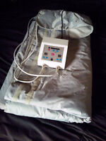 Sauna Blanket with Controller &175.00