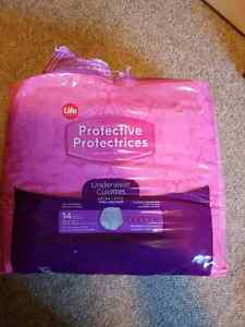 Women's protective underwear