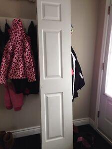 3 Colonial bifold doors