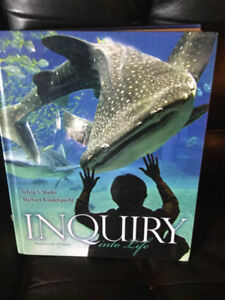 Inquiry into Life: Written by Sylvia Mader, 14th edition