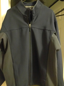 Men's spring jacket. Size large to xlarge