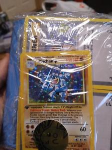 Pokémon trading card game vintage 1999 starter sets