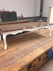 Vintage French Provincial Coffee Table