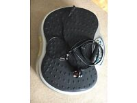 Body slimmer power vibration plate - free - as motor gone I think
