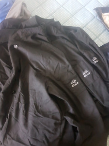 Chefs choice cooking jackets XL