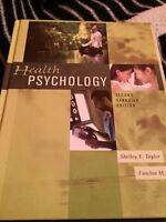 Health Psychology University text