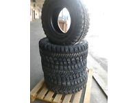 Brand New Goodyear Wrangler 235/85R/16 Tyres cost me £452