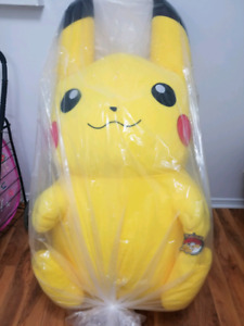 I sell for pikachu 1 big and 2 small