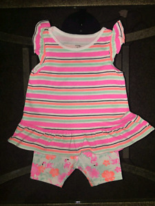 Brand new baby girl outfit 18-24 month