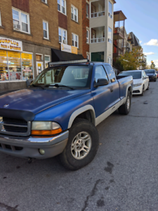 Dodge Dakota 2001 4x4