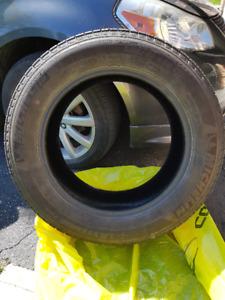 Michelin Latitude Tour 245 60 18 all season tires
