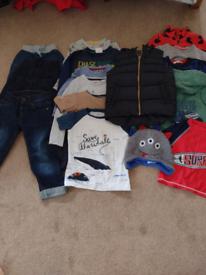 Boys clothes bundle 4yrs / 4-5yrs