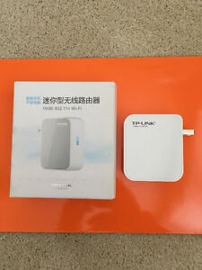 TP-Link TL-WR700N Wireless Portable Router