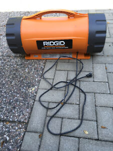 Portable Dust Filter System