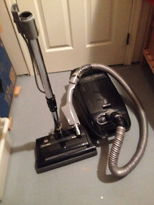 Kenmore canister vacuum cleaner with power mate