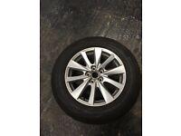 Mazda CX5 Spare wheel