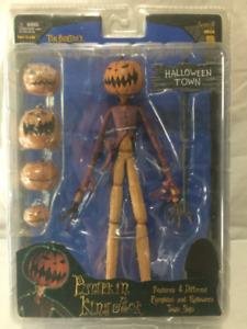 The Nightmare Before Christmas Pumpkin Jack Action Figure