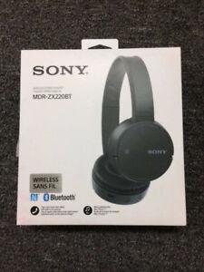 Sony Bluetooth Wireless Headset