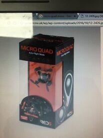 Drone - micro quad with auto flight mode