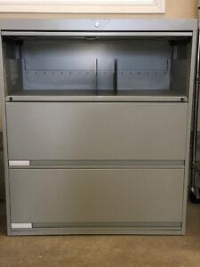 Medical Filing Cabinet - 3 Drawer Prince George British Columbia image 2