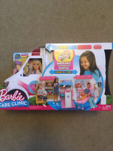 Brand new Barbie Care Clinic