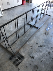 Support,rack a velo