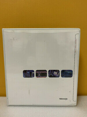Tektronix 071-7010-00 Csa7404 Communication Signal Analyzers User Manual