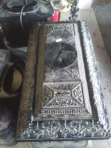 Antique 1845 Furnace stove