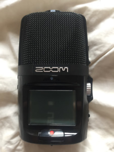 Zoom H2N portable digital recorder with full accessory pack