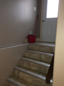 Furnished 2 bedroom apartment in Clarenville