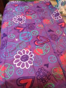 Twin Comforter and matching sham