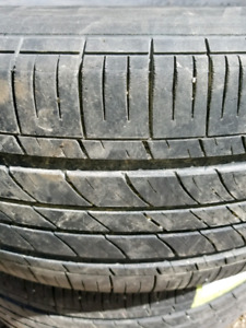 Michelin Tires, set of 4