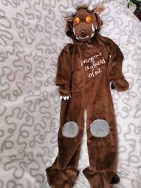 Gruffalo costume 2-3