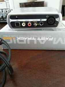 Boss delay & tuner, m-audio fastrack, and POD effect floor pedal Kitchener / Waterloo Kitchener Area image 5