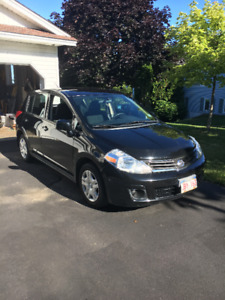 FOR SALE:    2010 Nissan Versa Hatchback