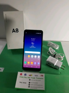 Unlocked Samsung galaxy A8 32GB