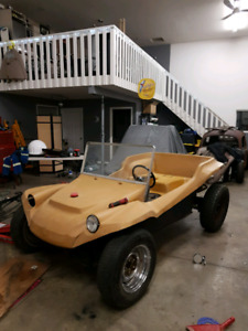 1960 Vw buggy project