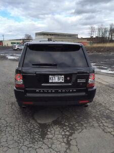 RANGE ROVER SPORT SUPERCHARGED 2011 FULLY LOADED 47 000KM