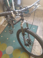 1993 Rocky Mountain Hammer upgrades