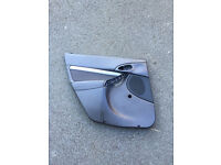 Ford Focus MK1 Leather Rear Passengers Side Leather Door Card