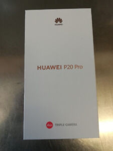 Huawei P20 Pro  New SEALED in Box