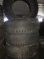 265/70R17 Used Toyo Observe winter tires