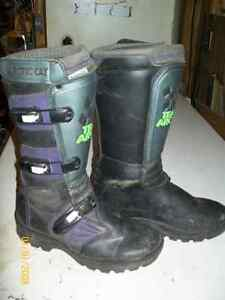 new mx boots and snocross boots Kawartha Lakes Peterborough Area image 7