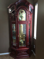 German Black Forest Grandfather Clock
