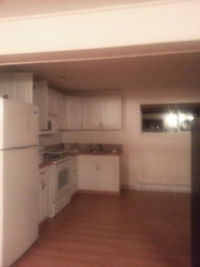 1 bedroom apartment in house for rent.