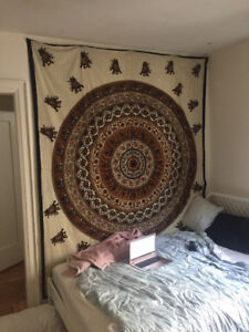 Beautiful large tapestry from India