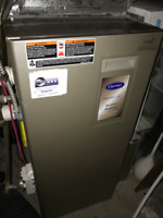 Spring Upgrade Sale! Furnace, Water Heater & Air conditioning.