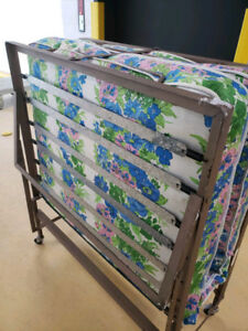 Rollaway Cot/Bed  **Delivery Available**