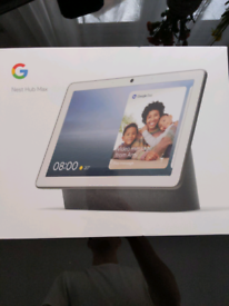 Google Home Hub Max ( Charcoal Grey)