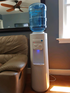 Water cooler/kettle